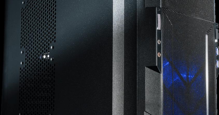 Gaming PC Intel Box Core I5-7400 GTX 1050 Kingston SSD G7 17V2