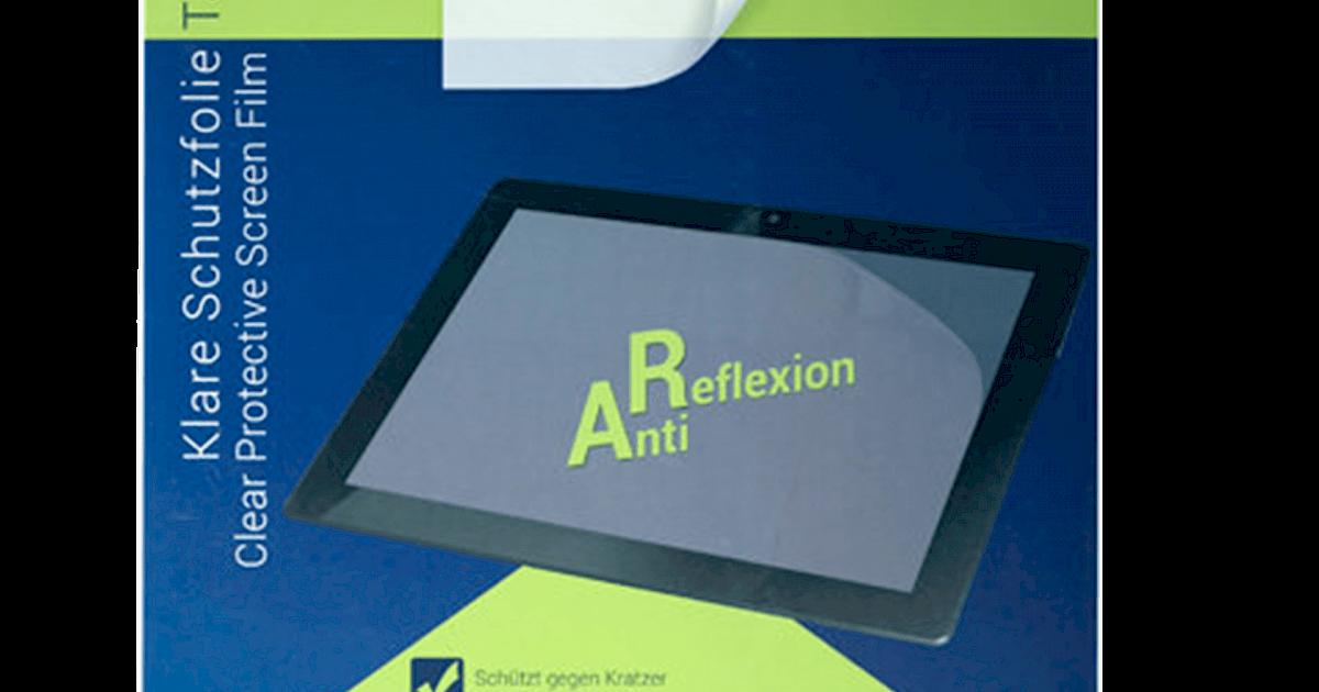 schutzfolie clear protective screen film anti reflexion. Black Bedroom Furniture Sets. Home Design Ideas
