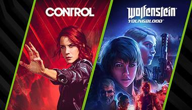 RTX Bundle: Wolfenstein Youngblood & Control Gamecoupons