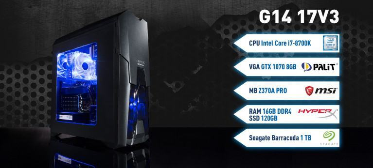 Captiva G14 17V3 Highend Gaming PC