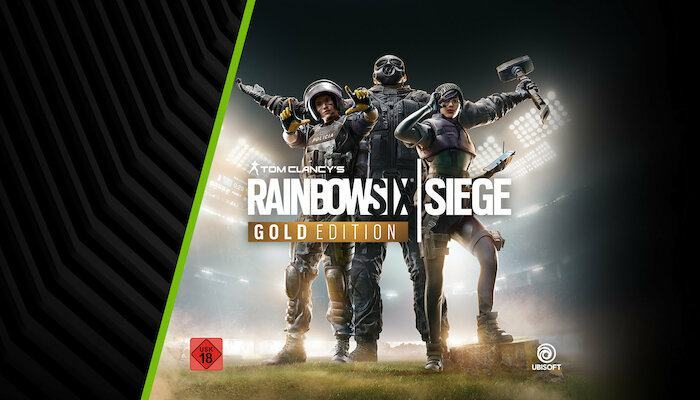 RTX Bundle: Rainbow Six Siege GOLD EDITION Gamecoupons