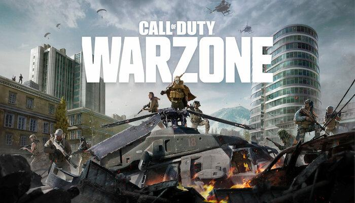 CALL of DUTY: Warzone Gamecoupons
