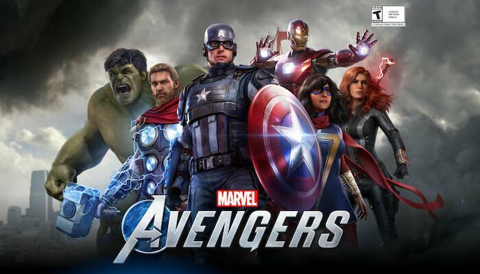 Marvel's Avengers Gaming Bundle Gamecoupons