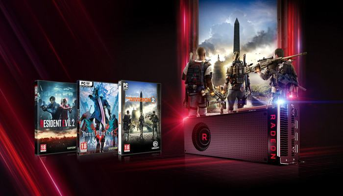 AMD Gaming Pack RX 590 Gamecoupons